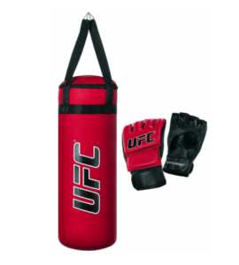 UFC Youth MMA Training Punching Bag Set