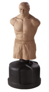 The Xl Is A Larger Version Of Original Bob Punching Bag Still Has Same Muscular Build And Angry Face As However