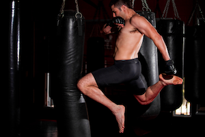 how to use a heavy bag