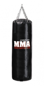 This Century Heavy Bag Is Constructed Of Vinyl It Comes Pre Filled With Shredded Cotton And Polyester Fibers Weighted Sand