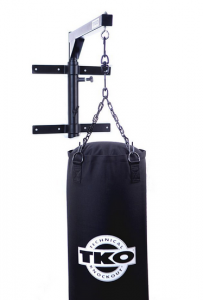 tko punching bag wall mount